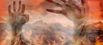 عاقبت پافشاری بر گناه و گوش دادن به حرف شیطان