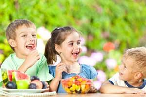 مواد غذایی که موجب افزایش هوش و تمرکز بچه ها می شود