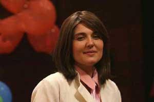 بیوگرافی گلوریا هاردی بازیگر نقش رها در سریال کیمیا