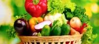 داشتن یک سیستم ایمنی عالی با خوردن سبزیجات