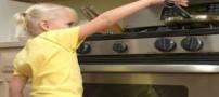 چگونه از سوختگی کودکان پیشگیری کنیم؟