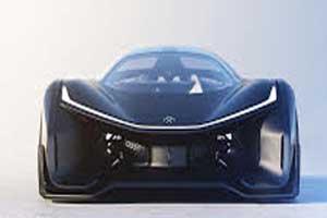 خودرو برقی جادویی با سرعت 320 کیلومتر در ساعت