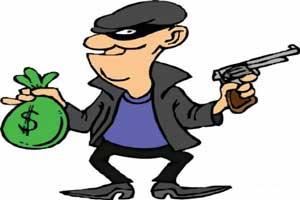 پلیس دزدی را مجبور کرد که 40 موز بخورد!