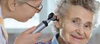 درباره پیرگوشی در سالمندی بیشتر بدانید+علل و درمان