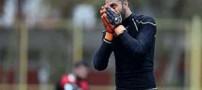 محرومیت ورزشی سوشا مکانی بعد از آزادی مخفیانه اش