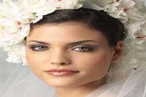 یک آرایش خاص و متفاوت برای زیباتر شدن عروس