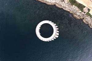 عکس های دیدنی از یک جزیره سرگردان و خاص