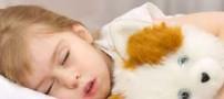 علائم و دلایل اختلال خواب در کودکان