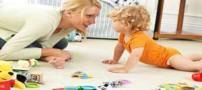 راه های کم دردسر پر کردن اوقات کودکان در خانه