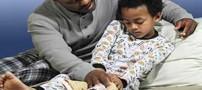 راه های تسکین دردهای ناشی از رشد کودکان