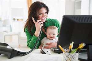 راه هایی که شما را تبدیل به یک مادر شاد می کند
