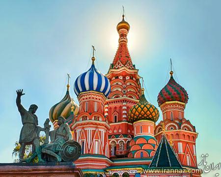 آشنایی با یکی از عجایب هفتگانه کشور روسیه (عکس)