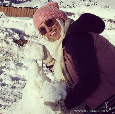 تازه ترین عکس های زیبای سوگل طهماسبی بازیگر
