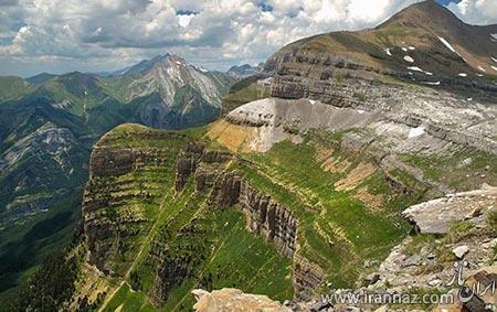 آشنایی با دیدنی ترین پارک های ملی اروپا (عکس)