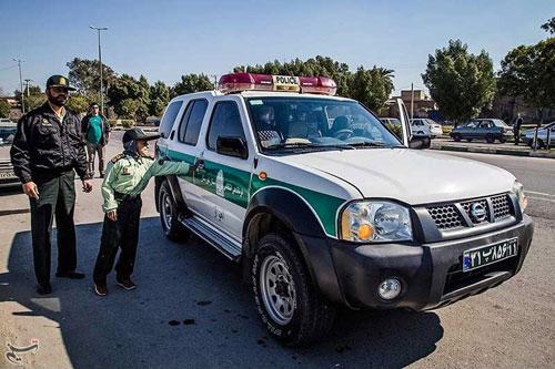 کودک سرطانی که به آرزوی پلیس شدنش رسید (عکس)