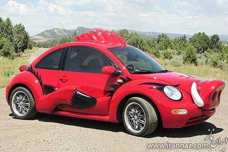 زشت ترین اتومبیل های جهان را ببینید (عکس)