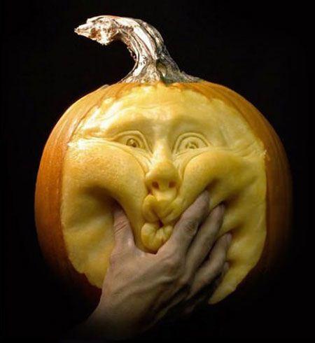 عکسهای خنده دار و جالب شکلک های بامزه روی میوه ها