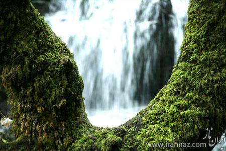 تصاویر دیدنی از طبیعت بی نظیر منطقه حیران