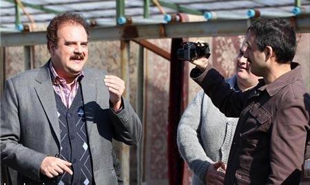 جدیدترین عکسهای بازیگران پشت صحنه سریال دودکش 2