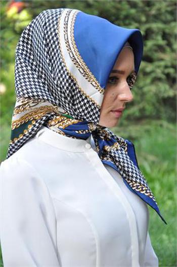 عکس های زیباترین مدل های روسری ترک برند Armine