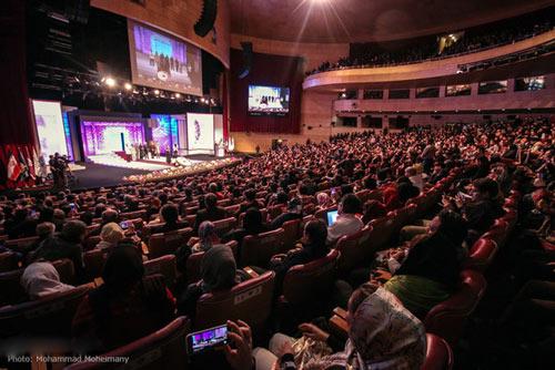 جزئیات کامل برگزیدگان اختتامیه جشنواره فیلم فجر (عکس)
