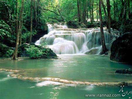 آشنایی با آبشار شیرآباد خان گلستان مکانی بی نظیر