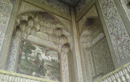 آشنایی با باغ هفت تن مکانی تاریخی در شیراز (+تصاویر)