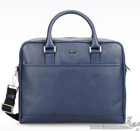 مدل کیف های مردانه برند آرمانی جدید و شیک