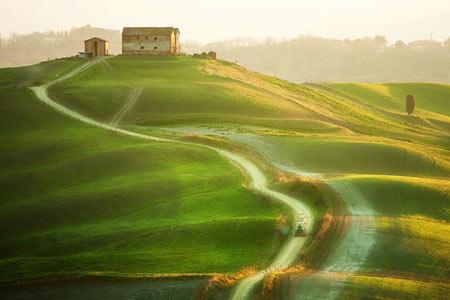آشنایی با یکی از زیباترین مناطق ایتالیا به نام توسکانی (تصاویر)