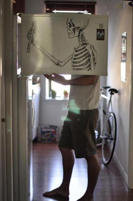تصاویر جالب و خلاقانه ای که خنده دار هم هست