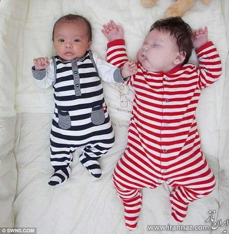 متولد شدن چاق ترین نوزاد دختر جهان (عکس)