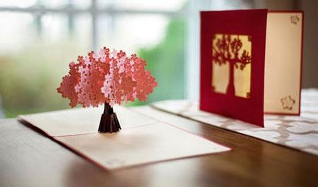 عکسهای دیدنی از جالب ترین کارت پستال های سه بعدی