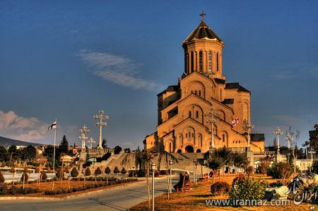 عکس هایی از بزرگترین کلیسای ارتدکس در دنیا