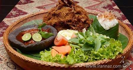 کشوری که بیش از 5000 هزار غذای سنتی و لذیذ دارد (عکس)