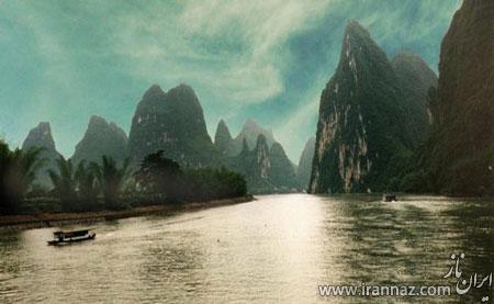 عکسهای دیدنی و زیبا از مناطق کوهستانی هونان در چین