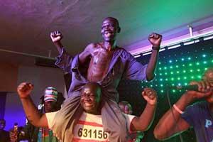 اعتراض نفر دوم مسابقه زشت ترین مرد جهان به داوران (عکس)