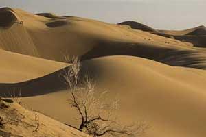 بهترین کویرهای زیبا و گردشگری در ایران (عکس)