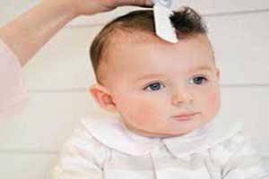 دلیل کم پشت بودن موهای برخی کودکان