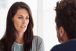 رفتار صحیح با شوهرانی که همیشه «نه» می گویند