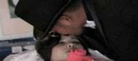 پسر 28 ساله ای که با دختر مُرده ازدواج کرد (عکس)