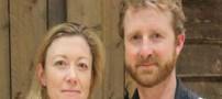 زوج ماجراجویی که تارزان شدند (عکس)