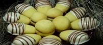 شیرینی انگشتی بادامی خوشمزه ویژه نوروز