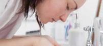 خطاهایی که در هنگام شستن صورت مرتکب می شویم!