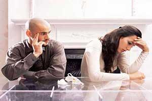 دعوا و مشاجره در دوران نامزدی