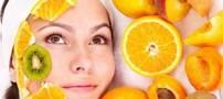 مواد غذایی که پوستتان را تا عید شفاف می کند