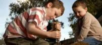 آیا گِل بازی سلامت بچه ها را به خطر می اندازد؟