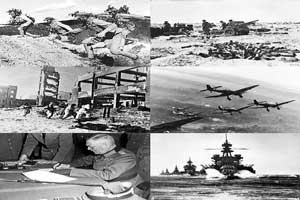 دلیل رخ دادن جنگ جهانی دوم چه بوده است؟