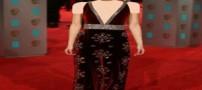 زشت ترین لباس هالیوودی ها در جشنواره بفتا 2016