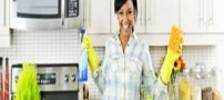 چگونه لوازم آشپزخانه را برق بیندازیم؟
