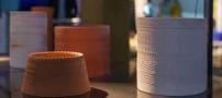ظروف جالبی که از صدا و موسیقی ساخته شده اند (عکس)